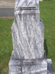 headstone - james bonaparte giles.jpg