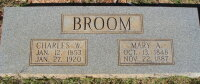headstone - charles and mary ann (robertson) broom.jpg