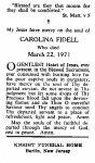 memorial card -1971-Carolina (DiJulio) Fidell.jpg