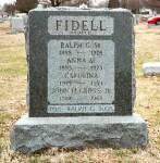 headstone - ralph and carolina (dijulio) fidell.jpg